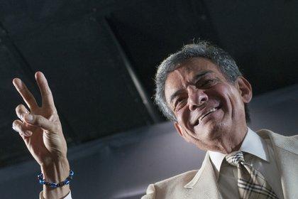 José José, celebró en 2014 50 años de carrera (Foto: Cuartoscuro)