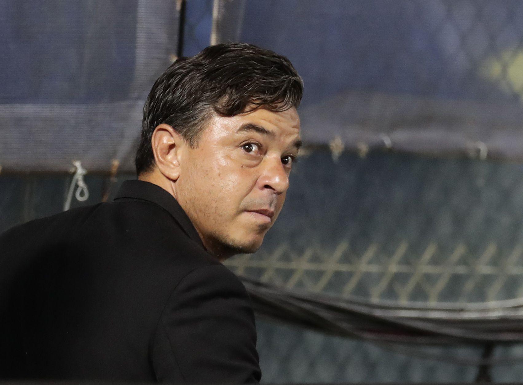 Gallardo no pierde en La Bombonera desde la semifinal de la Libertadores de 2019 (Reuters)