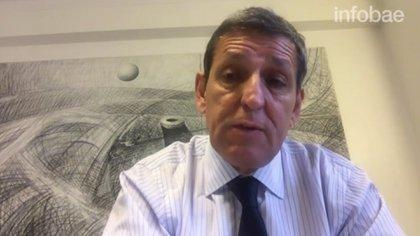 Alejandro Nieva, de la AGN, declaró como testigo