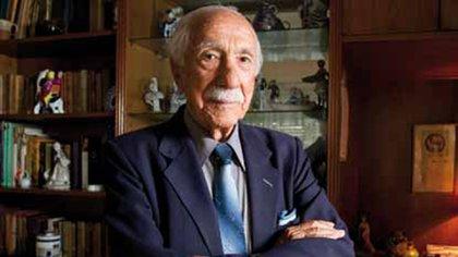 """Darío Rivas fue el primer querellante de la llamada """"querella argentina"""". Él fue el primero que denunció al Estado español como responsable de los delitos cometidos durante el franquismo"""