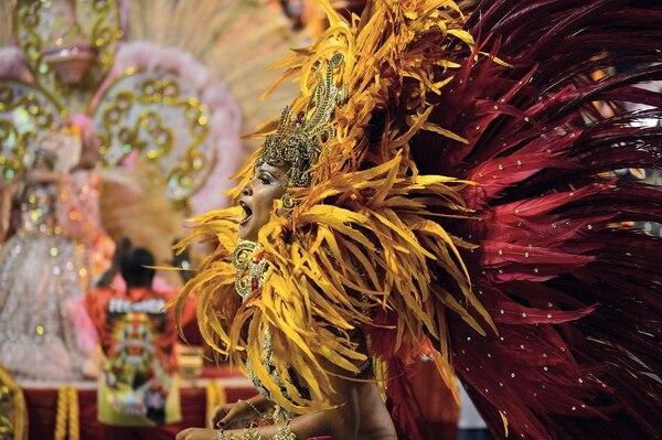 Río de Janeiro, el carnaval más interncional del mundo