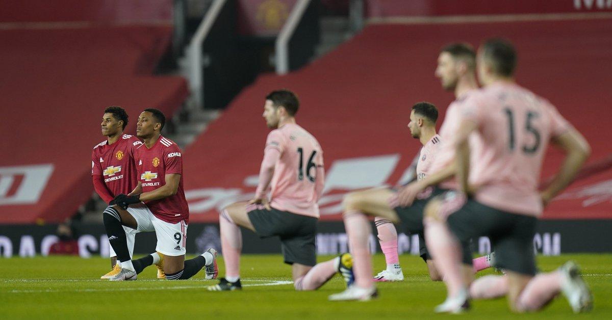 Manchester United exige a Facebook que identifique a los usuarios que agredieron a futbolistas con comentarios racistas   - Infobae