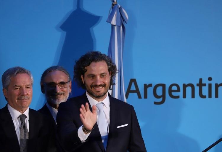 El jefe de Gabinete argentino Santiago Cafiero aclaró que la vivienda familiar continuará fuera del cómputo del patrimonio para el pago de Bienes Personales