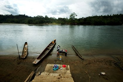 01/01/1970 Un río en Nariño, Colombia POLITICA SUDAMÉRICA COLOMBIA INTERNACIONAL MSF