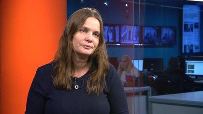 Karina Galperín, doctora en Letras y profesora en Di Tella