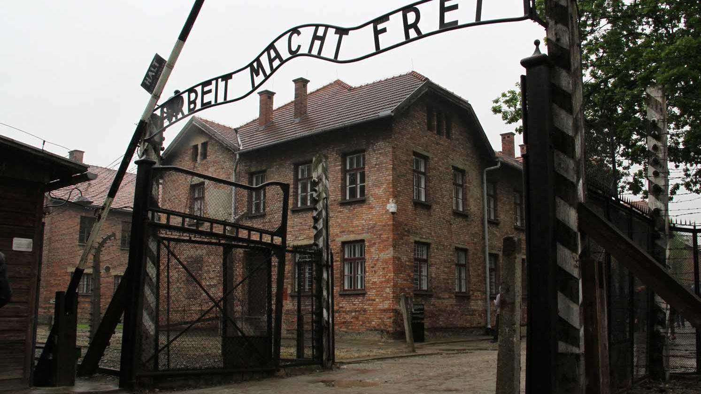 Auschwitz 2021