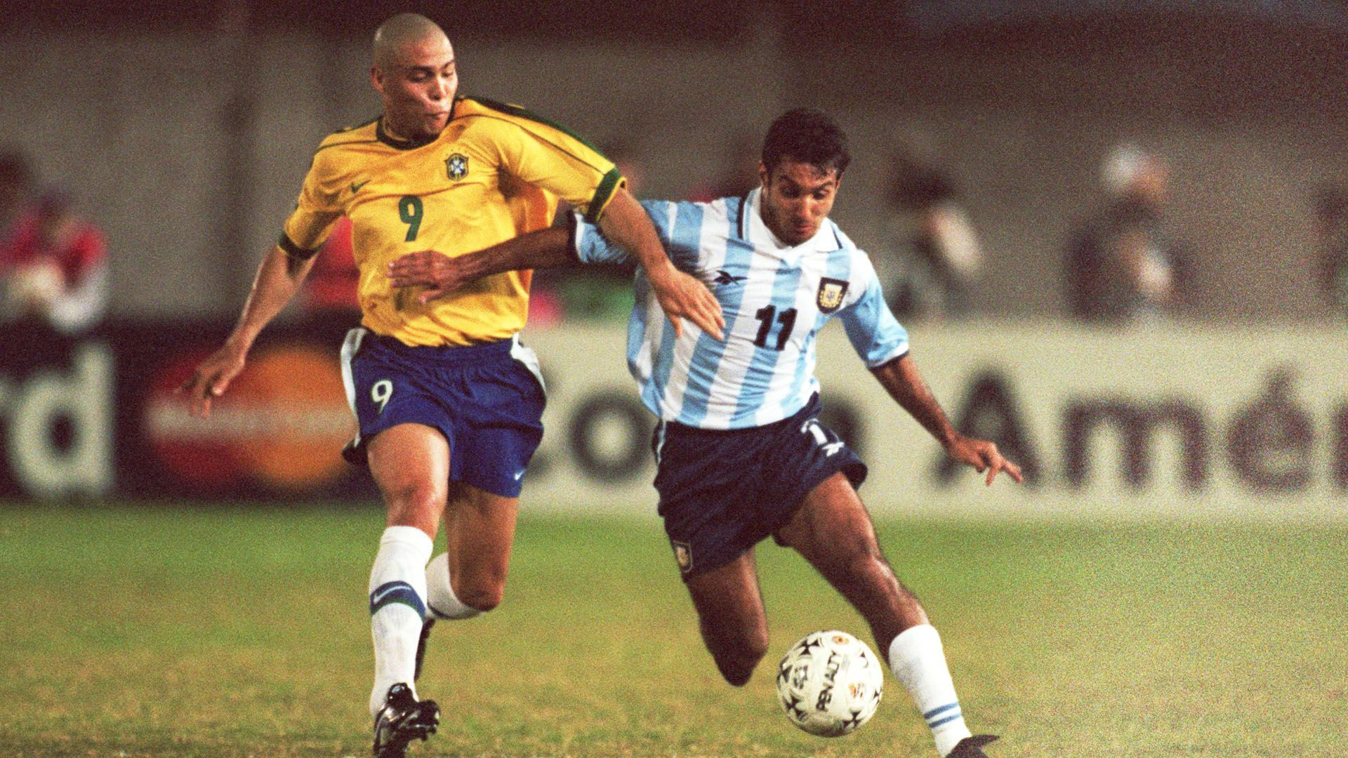 Gustavo Lopez, ex futbolista del Celta de Vigo y de la selección argentina