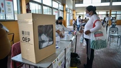 El padrón habilitado en Argentina representa al 2% del electorado total