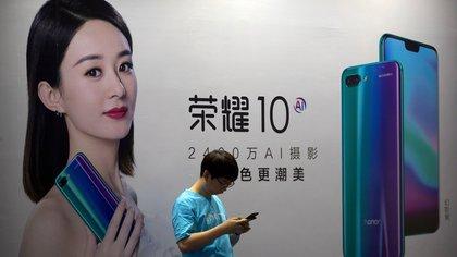 El Sistema de Crédito Social es el gran proyecto de control de la población en China y se implemente a partir de la gran penetración de la internet móvil. (AP)