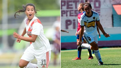 Carolina Birizamberri y Andrea Ojeda van por el título de goleadora del torneo