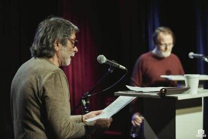 Patricio Contreras y Luis Machín