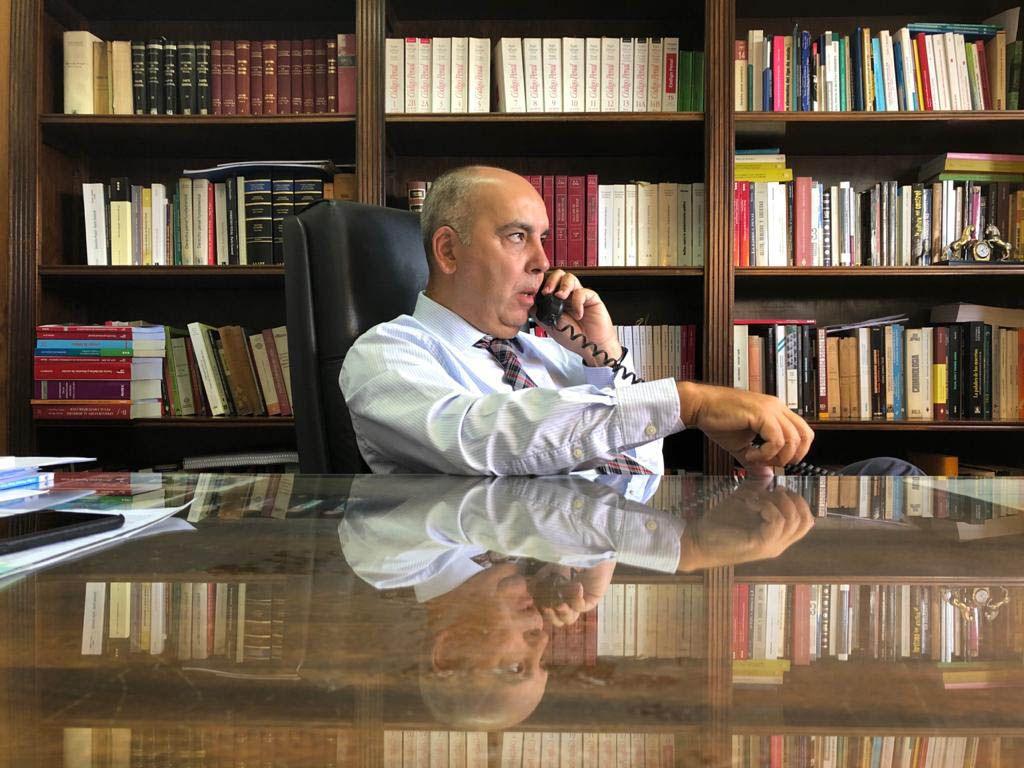 El juez Martínez De Giorgi