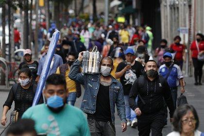 Iztapalapa es la alcaldía con más contagios de la capital con 9,532 diagnósticos positivos (Foto: AP Photo/Rebecca Blackwell)