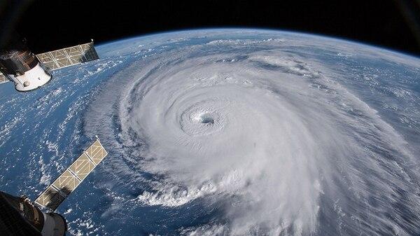Resultado de imagen para HURACAN MICHAEL NASA