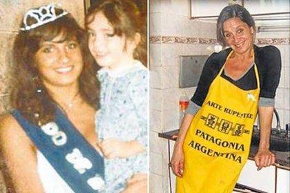 Alejandra Garayalde fue la primera novia oficial del conductor. Él tenía 21 años, ella 18 y el amor nació en Bolívar