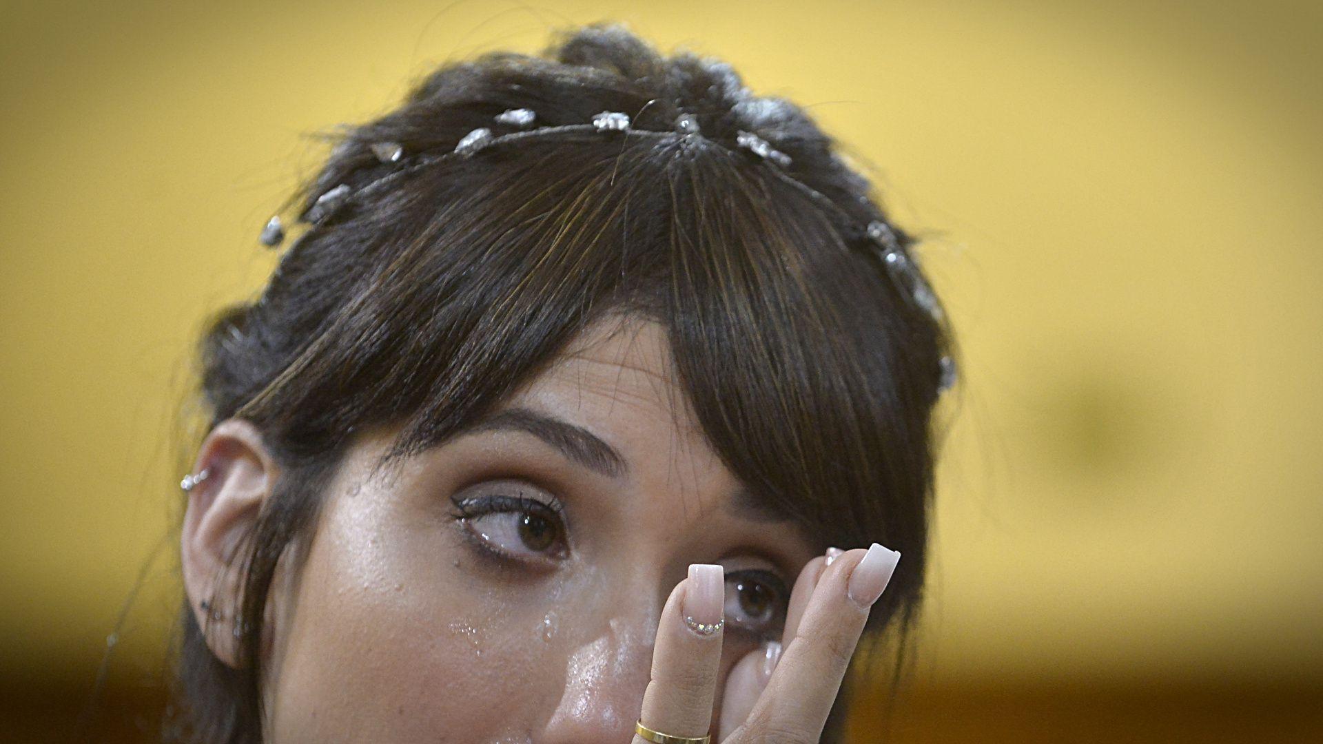 La emoción de la novia, Carla Narbay