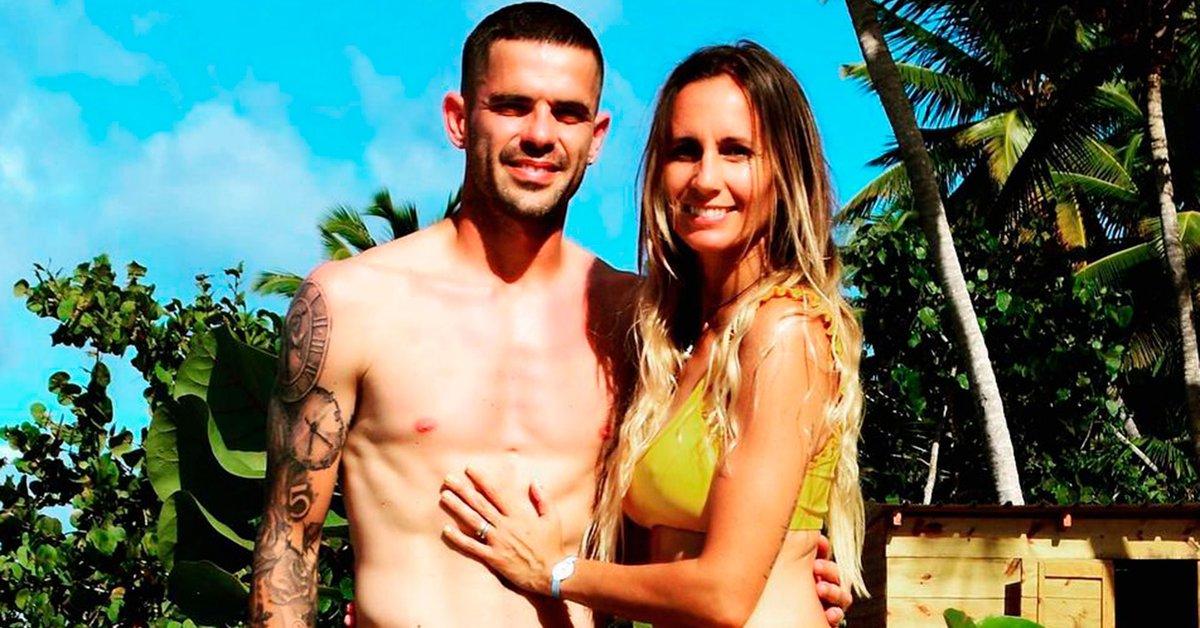 Separación y escándalo: Fernando Gago habría engañado a Gisela Dulko con su mejor amiga - Infobae