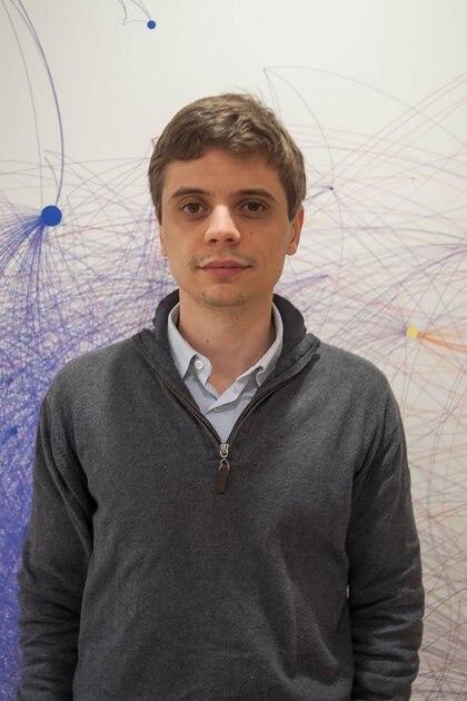 Lucas Calil, de la Fundación Getulio Vargas en Brasil