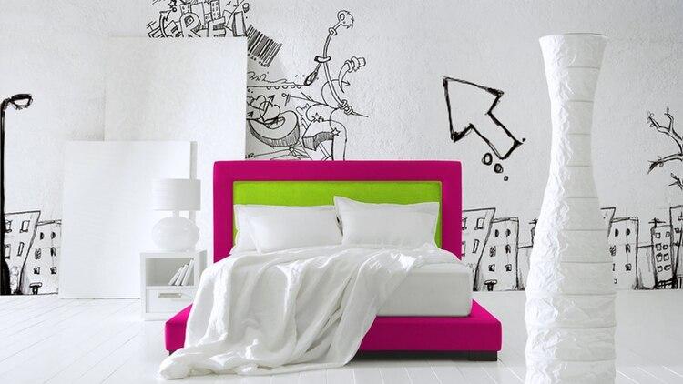 Qué dice el color del dormitorio sobre nosotros - Infobae