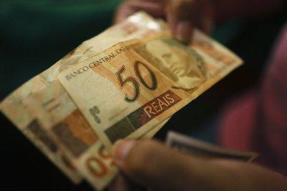 23/05/2016 Un billete de 50 reales brasileños ECONOMIA ESPAÑA EUROPA MARIO TAMA