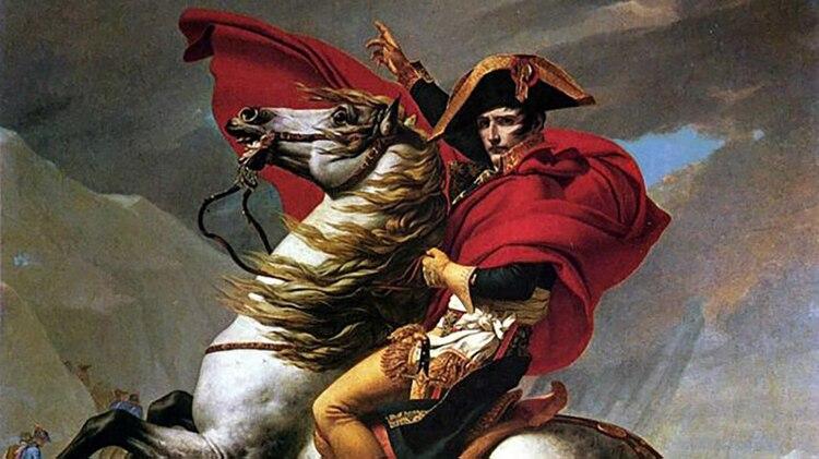 """""""Estoy redactando mi testamento, y todo lo que le dejaré serán 20 francos. Con eso puede comprarse una soga y ahorcarse"""", escribió Bonaparte"""