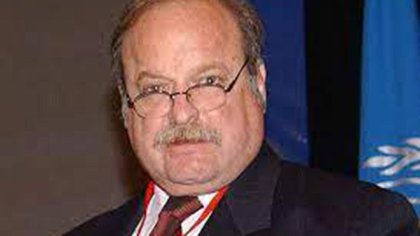 Milos Alcalay Mirkovich, del Comité Internacional contra la Impunidad en Venezuela