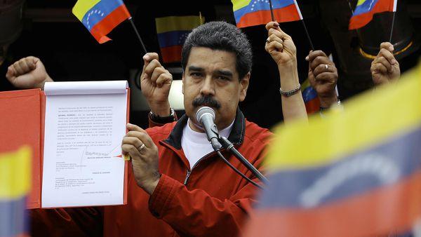 El presidente de Venezuela, Nicolás Maduro (Reuters)