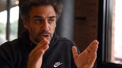 Zabaleta es actualmente vicepresidente de la Asociación Argentina de Tenis (Foto: Maximiliano Luna)