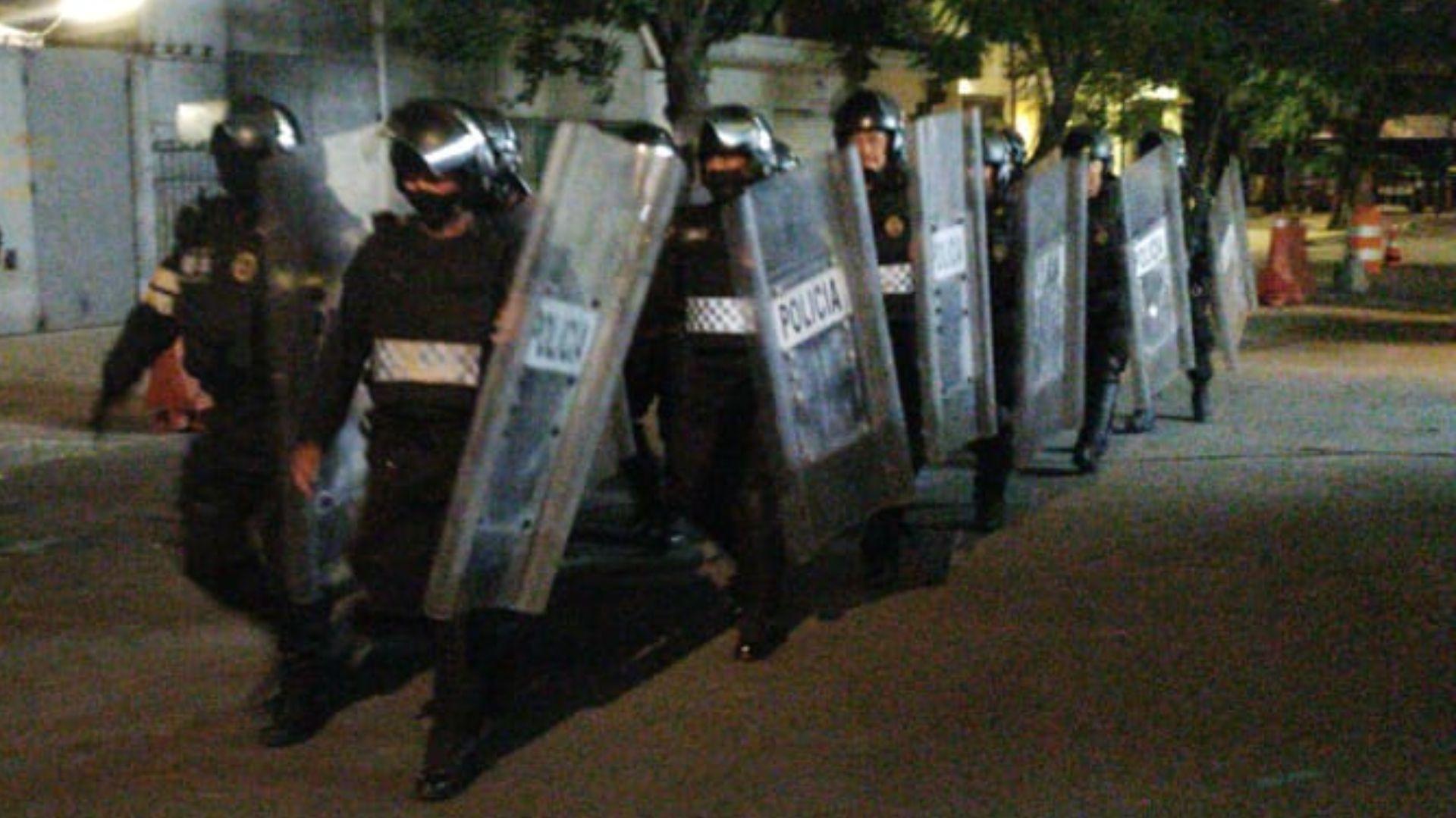 Senado protesta fideicomisos-mexico-201020