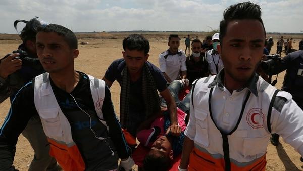 Hay al momento dos muertos y 12 heridos (Reuters)