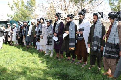 24/04/2020 Prisioneros talibán liberados por el Gobierno afgano POLITICA ASIA AFGANISTÁN INTERNACIONAL CONSEJO DE SEGURIDAD NACIONAL DE AFGANISTÁN
