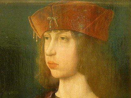 Felipe el Hermoso, padre de Carlos y adversario de su abuelo, Fernando de Aragón, el Católico