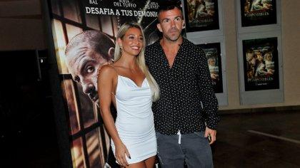 Sol Pérez presentó a su nuevo novio, Guido Mazzoni (Fotos: Darío Batallan/Teleshow)