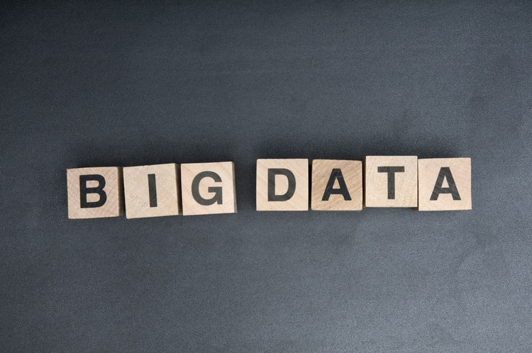 El término Big Data describe el gran volumen de datos – estructurados y no estructurados – que inundan la red (Shutterstock)