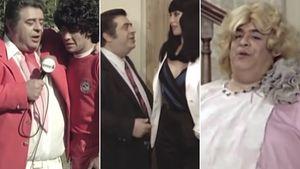 """Secretos de """"Te Rompo el Rating"""", a 40 años de su estreno: cuando Porcel y Moria le arruinaron un gol a Maradona y se convirtieron en un éxito"""