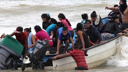 Trata de personas, naufragios y persecución: así es la dramática situación que viven los venezolanos en el estado Delta Amacuro