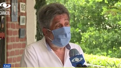Óscar Alfredo Zúñiga  Foto: Noticias Caracol