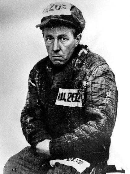 El Premio Nobel, Alexandr Solzhenitsyn durante sus años en el campo de concentración entre 1945 y 1950 (Shutterstock)