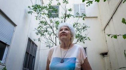 La gran fotógrafa argentina recorrió su carrera y dialogó sobre sus próximas proyectos (Martín Rosenzveig)