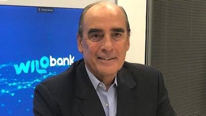 Guillermo Francos, presidente de Wilobank