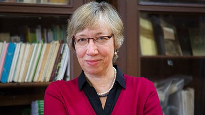 La jefa de cátedra de Fisiología de las plantas de la Universidad de Tomsk, Olga Karnachuk