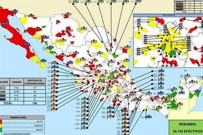 Crédito: Gobierno federal de México