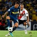 Télam 14/03/2018 Mendoza: Boca y River se cruzan en el partido más emblemático del año a nivel nacional para disputar la final de la Supercopa Argentina. Foto: Alejandro Santacruz/JR