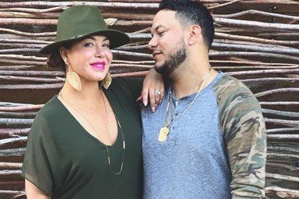 """Lorenzo Méndez dijo en las últimas semanas que confía en poder zanjar sus diferencias con """"Chiquis"""" Rivera (Foto: Instagram lorenzomendez7)"""
