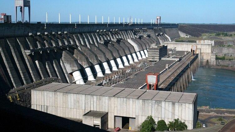 La usina hidroeléctrica de Itaipú, la más potente del mundo (Reuters)