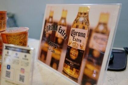 Grupo Modelo detendrá la producción de cerveza en México (Roto: Reuters/Mari Saito)