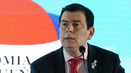 Gerardo Zamora, gobernador de Santiago del Estero.