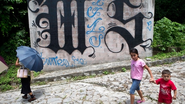 La pandilla de los Mara Salvatrucha tiene que pagar a cárteles meixcanos para vender drogas en las calles de EEUU. (AP)