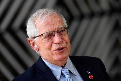 Josep Borrell, alto representante de la Política Exterior de la Unión Europea (John Thys/Pool via REUTERS)