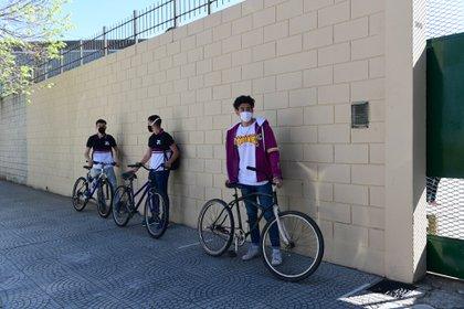 El gobierno porteño busca promover el uso de la bicicleta (Maximiliano Luna)